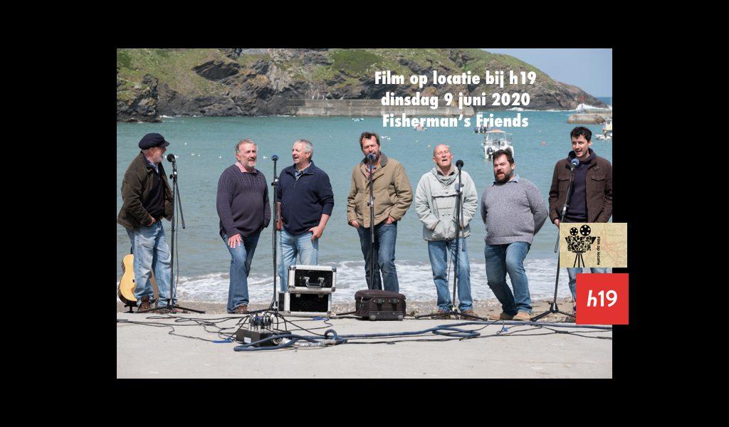 Film op locatie bij h19 –  dinsdag 9 juni 2020 – Fisherman's Friends