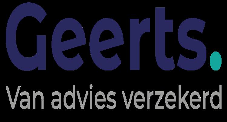 Logo Geerts, transparante achtergrond